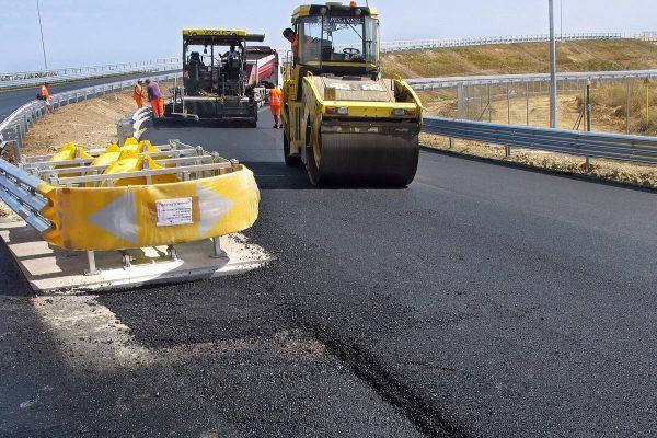 SAMAC e Senigallia - Ampliamento autostrada 3 corsia