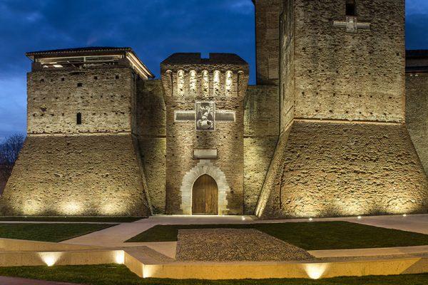 Arredo urbano Rimini Centro Storico