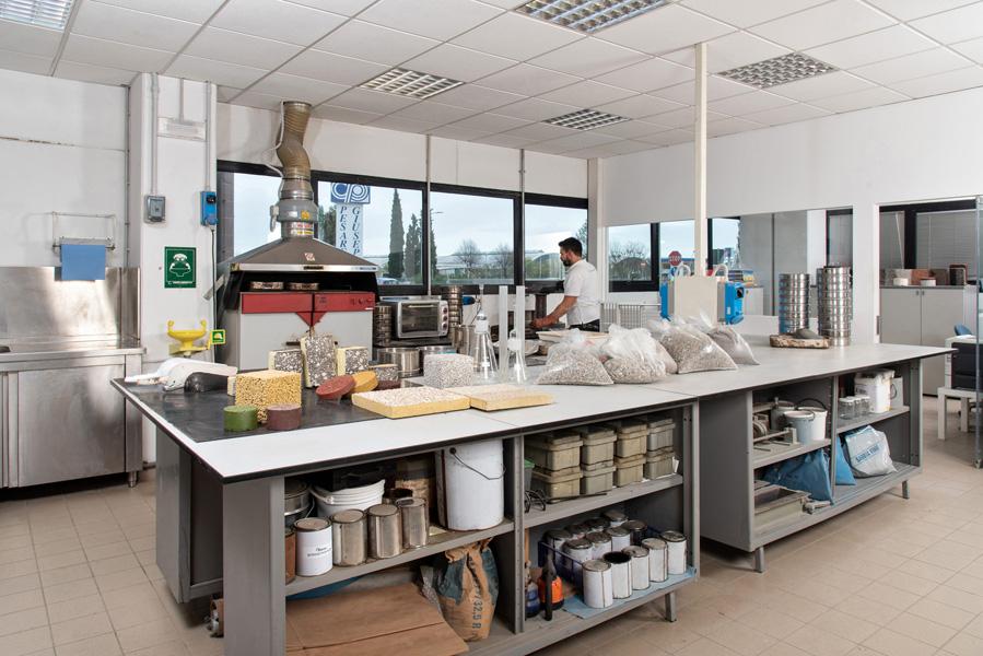 Laboratorio Ditta Pesaresi
