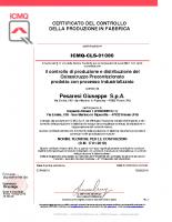 Certificato FPC CLS ICMQ 2019 – Impianto Rimini 1 EUROMECC1