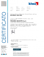 Certificato OHSAS 18001 2019-2022