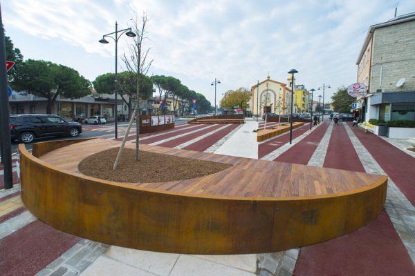 pavimentazione Via Popilia - Celle
